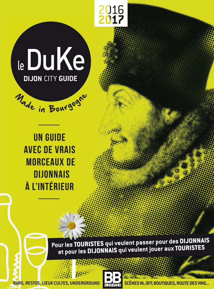 le DuKe Dijon City Guide